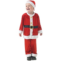 Rubie's - Kids Santa costume - Small
