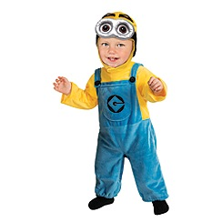 Despicable Me - Toddler Minion Dave Costume