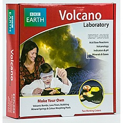 BBC Earth - Volcano Laboratory Set