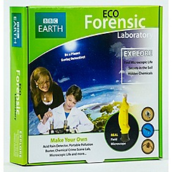 BBC Earth - Eco Forensic Laboratory Set