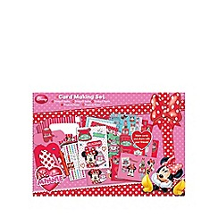 Minnie Mouse - Card Making Set