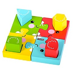 Fisher-Price - Elephant Puzzle