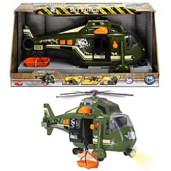 Dickie - 41cm light and sound sky force helicopter
