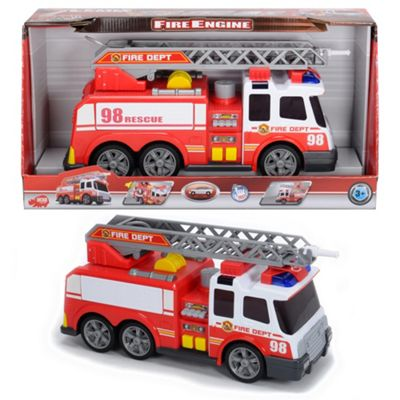 Dickie 36cm light and sound fire engine - . -