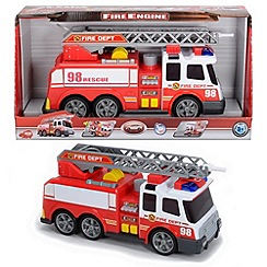 Dickie - 36cm light and sound fire engine