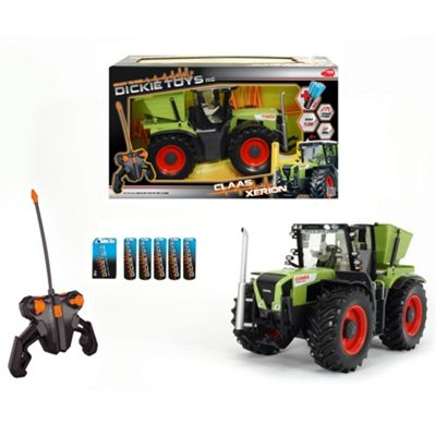 Dickie Claas xerion rc tractor 1:20 - . -