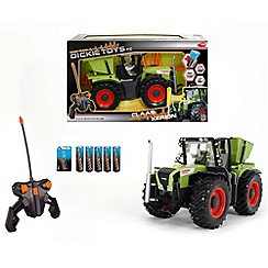 Dickie - Claas xerion rc tractor 1:20