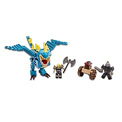How To Train Your Dragon 2 - Ionix dragons deadly nadder dragon