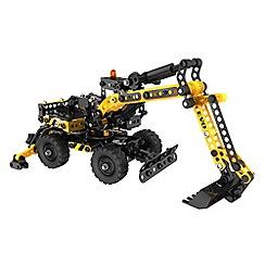 Meccano - Excavator model set