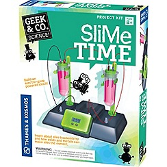 Thames & Kosmos - Geek & Co Slime Time