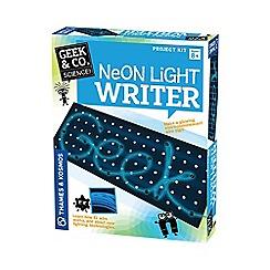 Thames & Kosmos - Geek & Co Neon Light Writer