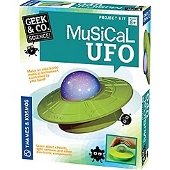 Thames & Kosmos - Geek & Co Musical UFO
