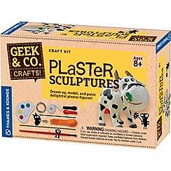 Thames & Kosmos - Geek & Co Plaster Sculptures