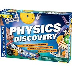 Thames & Kosmos - Physics Discovery