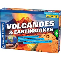 Thames & Kosmos - Volcanoes & Earthquakes
