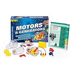 Thames & Kosmos - Motors & Generators