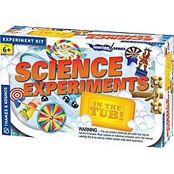 Thames & Kosmos - Ignition Science Experiments in the Tub
