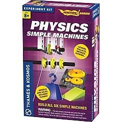 Thames & Kosmos - Ignition Physics: Simple Machines