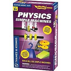 Thames & Kosmos - Ignition Physics: Simple Machines