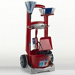 Theo klein - Vileda cleaning trolley