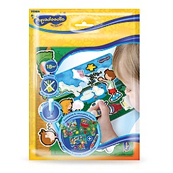 Tomy - Learn Your Colours  Aquadoodle Mini Mats