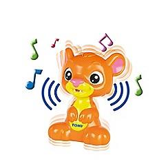 Tomy - Peek a Boo Lion Cub