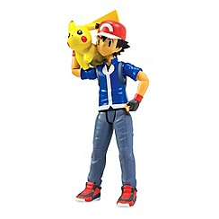 Pokemon - Trainer figure pack