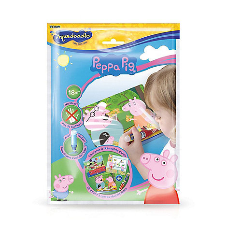 Peppa Pig - Aquadoodle Mini Mats