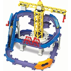 Chuggington - Brewster's big build adventure set