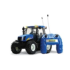 Tomy - Radio Controlled New Holland T6070 Tractor