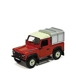 Britains Farm - Land Rover Defender 90 + Canopy