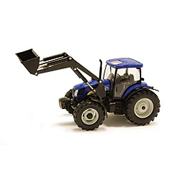 Britains Farm - New Holland T6020 Tractor + Loader
