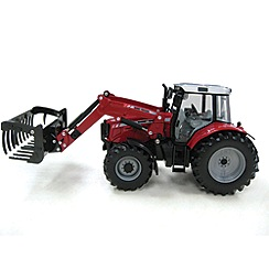 Britains Farm - Massey Ferguson 6480 Tractor + Loader