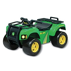 Britains Farm - John Deere Sit & Scoot ATV