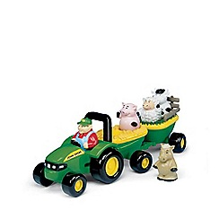 Britains Farm - John Deere Ps Animal Sounds Hayride