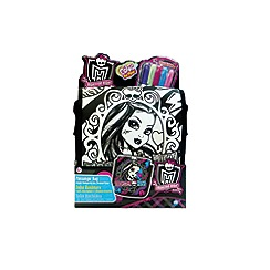 Monster High - Color Me Mine Messenger Bag