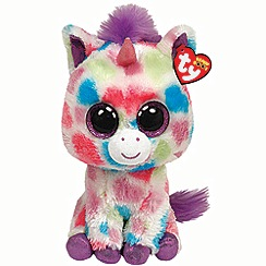 Beanie Boo's - Plush buddy - wishful 13inches