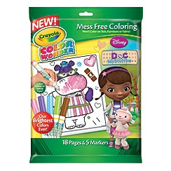 Crayola - Color Wonder Doc McStuffins