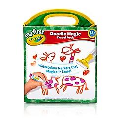 Crayola - 'My First Crayola' Doodle Magic Travel Pack
