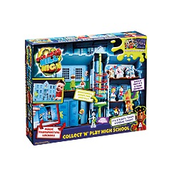 Strange Hill High - Play and Display Playset