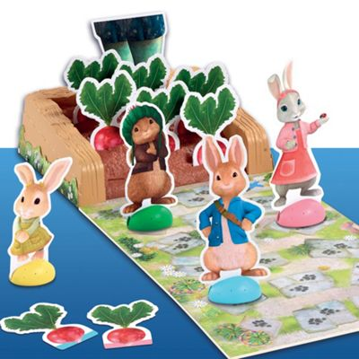 Beatrix Potter Peter Rabbit Vegetable Patch Dash - . -