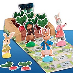 Beatrix Potter - Peter Rabbit Vegetable Patch Dash