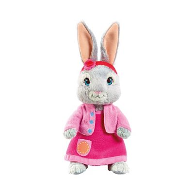 Beatrix Potter Peter Rabbit Collectable Plush - Lily Bobtail - . -