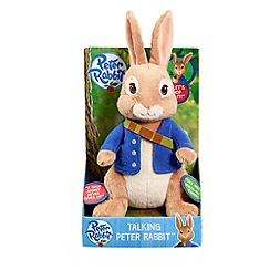 Beatrix Potter - Peter Rabbit Talking Plush - Peter Rabbit