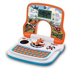 VTech - Disney Planes: Dusty Learning Laptop