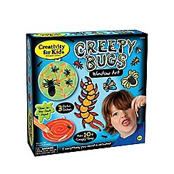 Creativity for Kids - Creepy Bugs