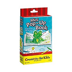 Creativity for Kids - Mini Pop Up Books