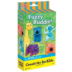 Creativity for Kids - Mini Fuzzy Buddies