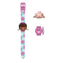 Doc McStuffins - Interchangeable head watch
