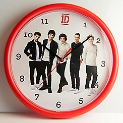One Direction - Wall clock